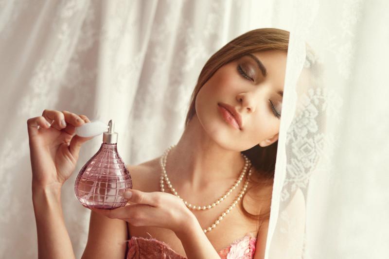 今日から始めるイマドキ女子の香水講座